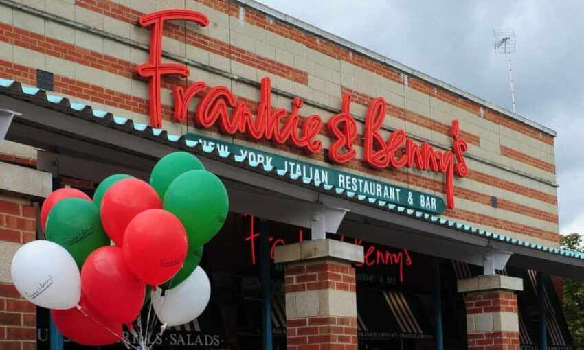 Photo of Frankie & Benny permanently closes 120 restaurants with a loss of 3,000