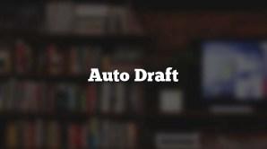 Auto Draft