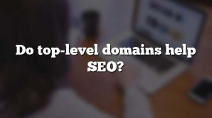 Do top-level domains help SEO?