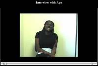 Ayo interviews