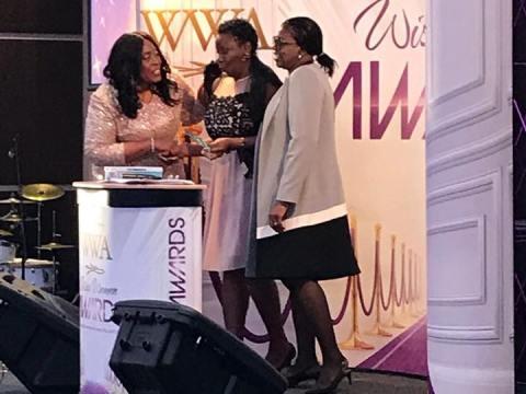 wise woman award