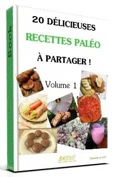 20 délicieuses récettes Paléo
