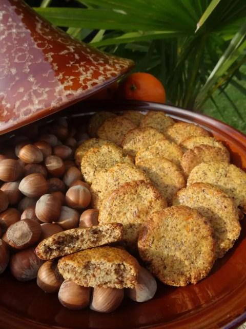 Les Paléorientaux ! Biscuits Paléo à la noisette et à l'orange 1