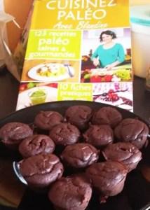 Les minis muffins au chocolat de Laurence B.