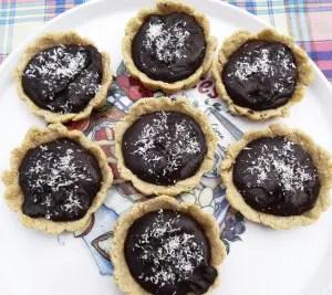 Les tartelettes au chocolat de Marie-Pierre L.