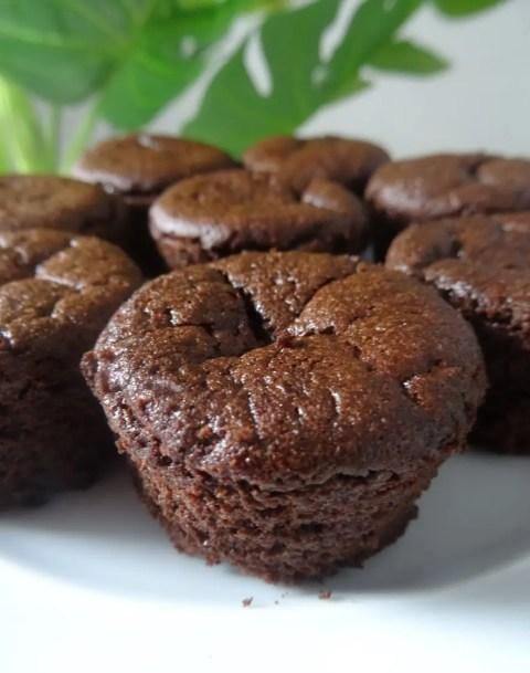 Petits muffins au chocolat Paléo 1