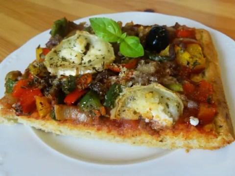 Pizza Paléo 1