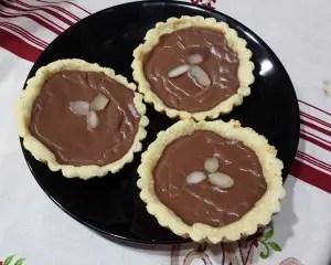 Les tartelettes au chocolat de Romain B.