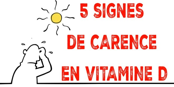 carences vitamine d