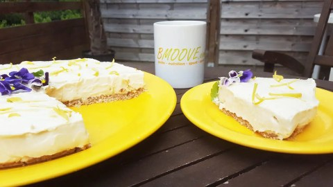 Cheesecake Paléo 1