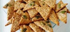 Crackers Paléo croustillants et savoureux 5