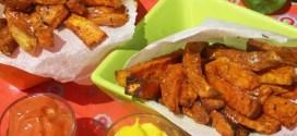 frites de patate douce-site