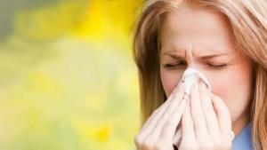 6 remèdes NATURELS contre les ALLERGIES 2