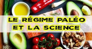 Régime Paléo et Science