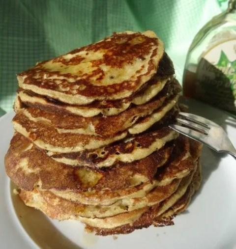 Pancakes Paléo 1