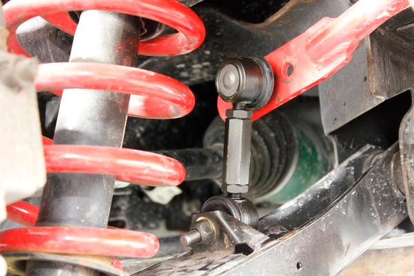 BMR Suspension ELK006 - End Link Kit For Sway Bars, Rear ...