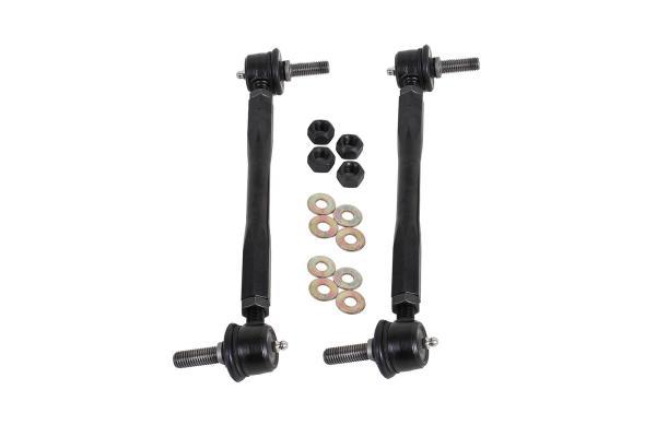 BMR Suspension ELK010, End Link Kit For Sway Bars, Front ...