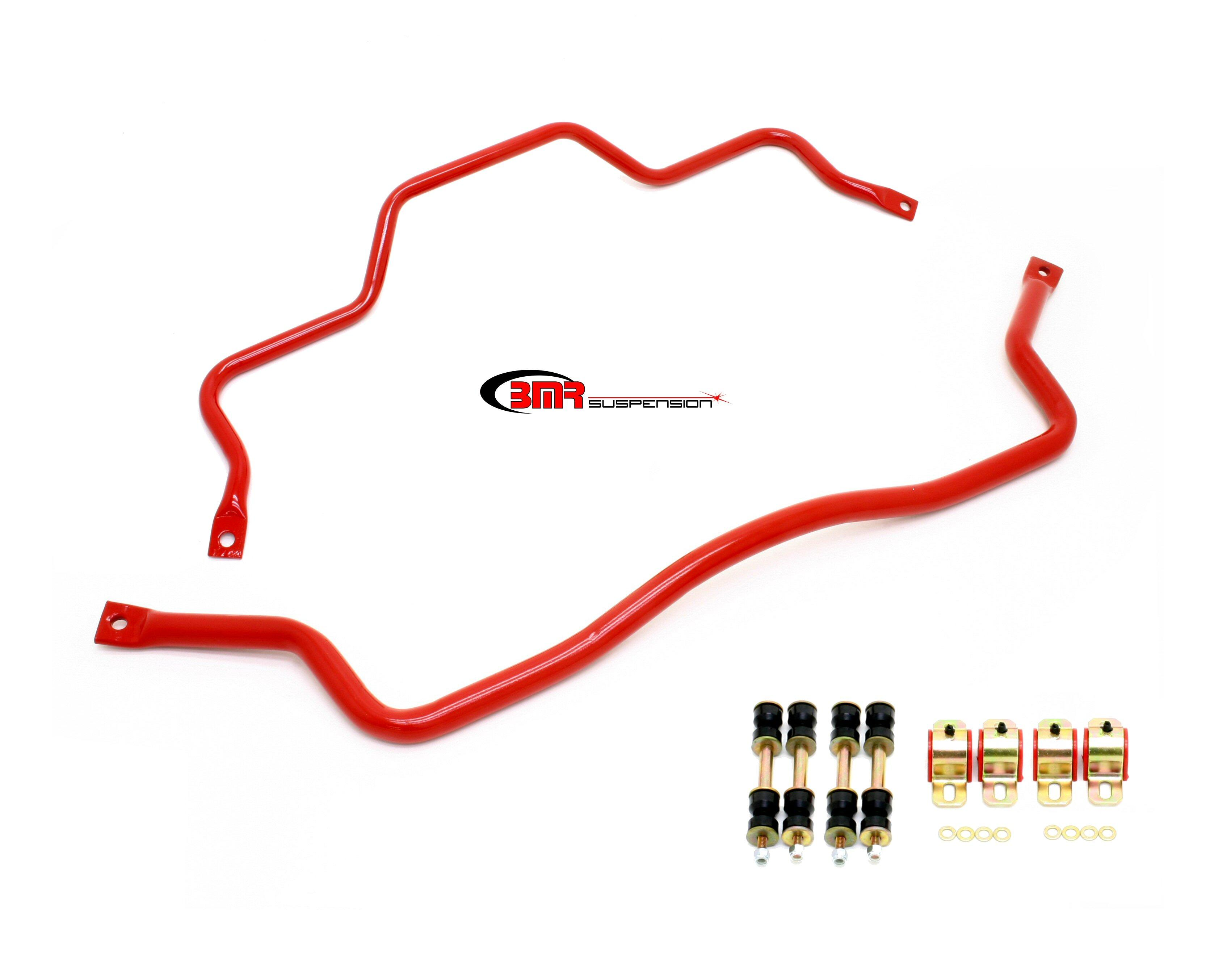 Bmr Suspension Sb026 Sway Bar Kit With Bushings Front