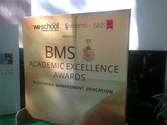 BMS Awards- March