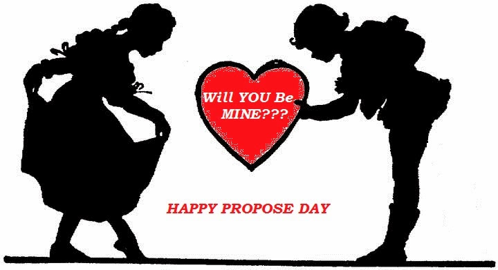 Top 25 Sweet Awesome Romantic Lovely Happy Propose Day 2014 Sms