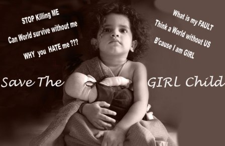Top 10 Inspirational Quotes Images Slogans On Save Girl Child