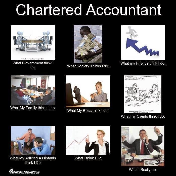 Dating a chartered accountant