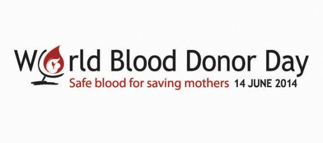 Happy World Blood Donor Day 2014 Greetings, Wishes, Images