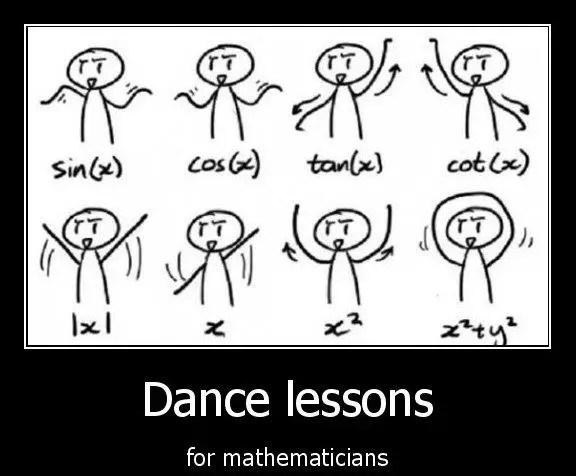 dance joke