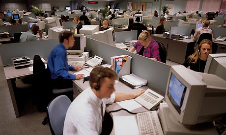 Service sector management