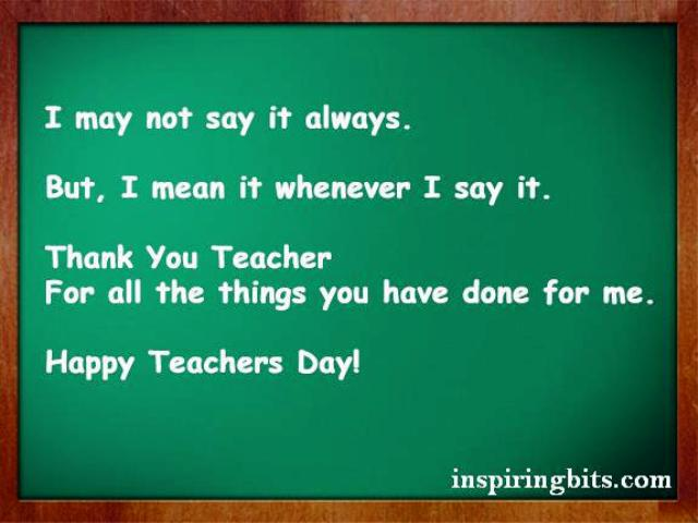 Teachers Day Quotes In Telugu Teachers Day Quotes In English