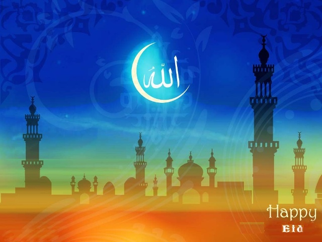 Happy Advance Bakra Eid 2014 Hd Images Wallpapers For Whatsapp