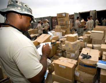 Mobile readiness team deploys in support of Army