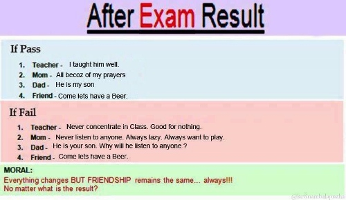 5 funny hilarious exam results images trolls