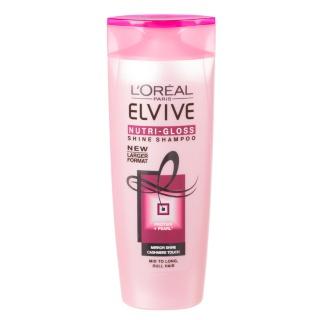 b m l oreal elvive nutri gloss shine shampoo 500ml b m