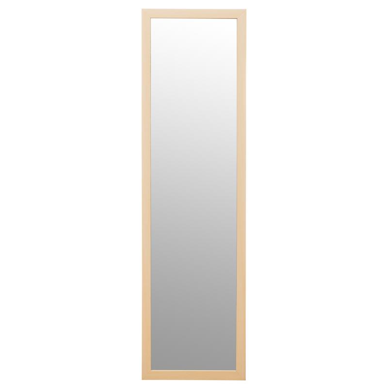 BampM Over Door Mirror 120 X 30cm 270480 BampM