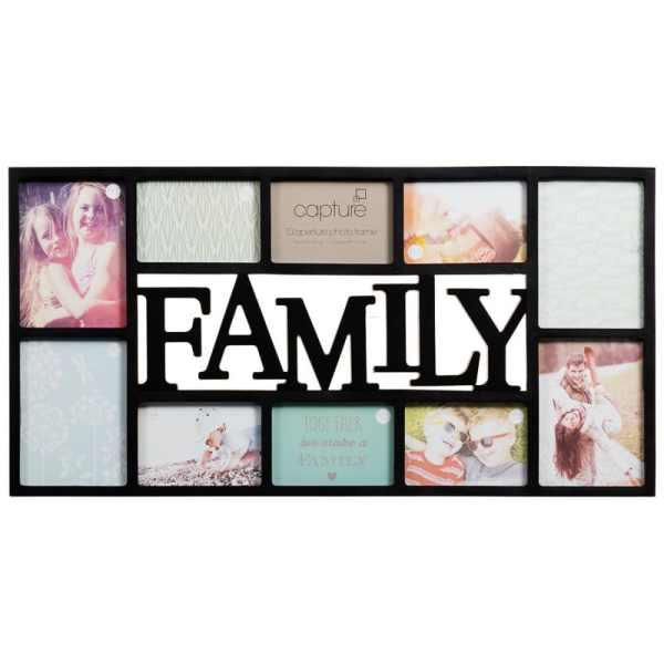 Family Multi Aperture Photo Frame - Photo Frames
