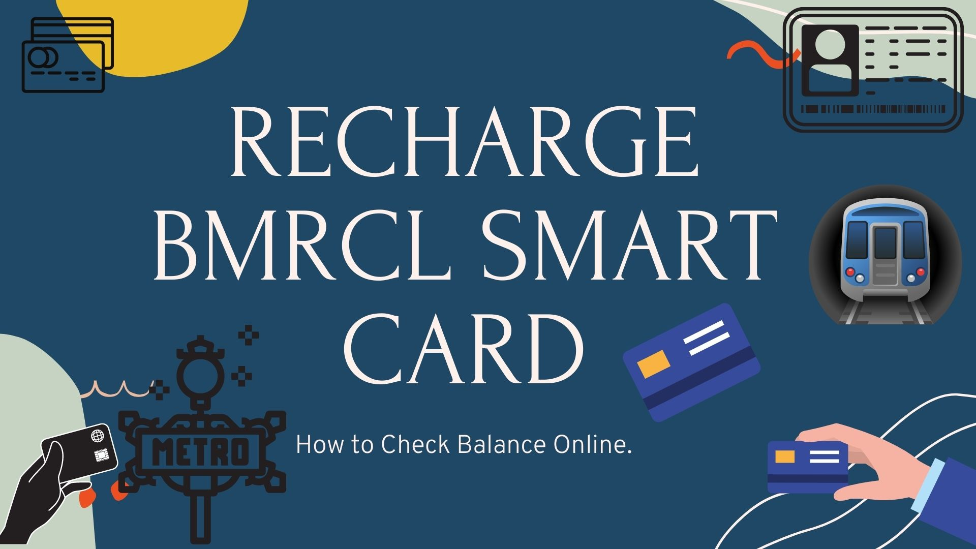 Recharge Bmrcl Smart Card