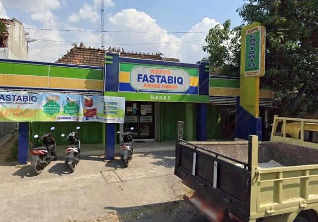 BMT FASTABIQ Cabang Sukolilo Pati