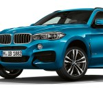 The Bmw X6 M Sport Edition