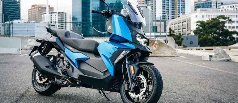 Τα νέα mid-scooter C400X και C400GT με 5 Χρόνια Δωρεάν Εργοστασιακή Εγγύηση