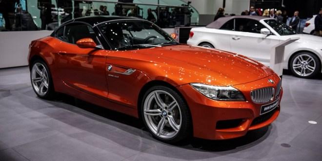 Photos Bmw Z4 Lci In Valencia Orange And Hyper Orange