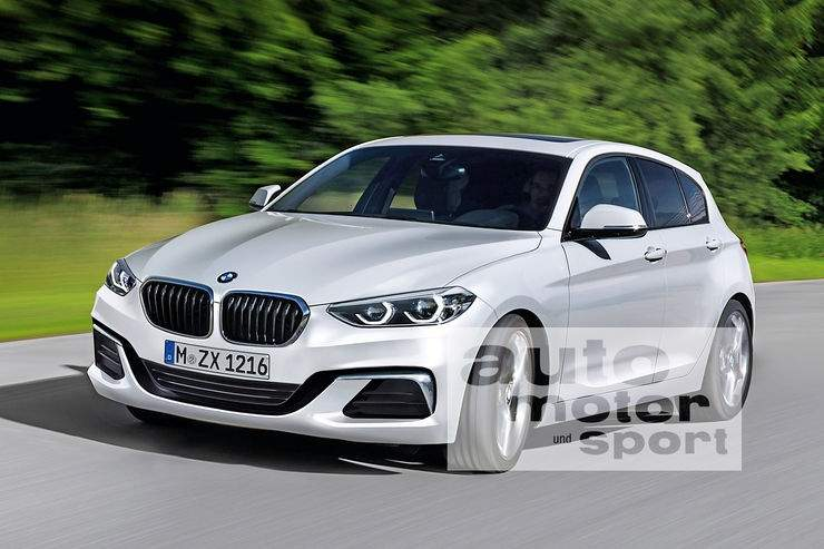 The Final Product Is Expected To Be More Premium Than The Current Model,  And Slightly Larger As Well. Bmw 1 Series