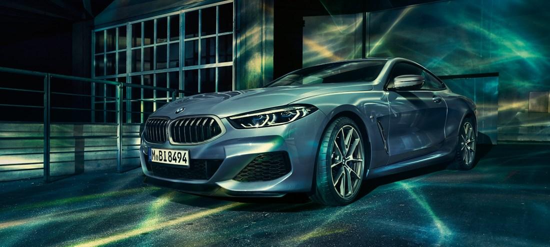 BMW 8 シリーズ クーペ