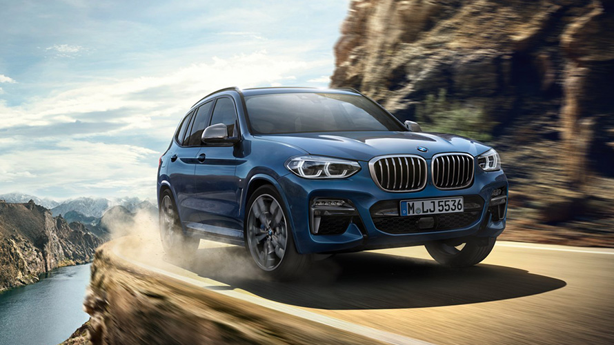 BMW X3: Price List & Brochure | BMW South Africa