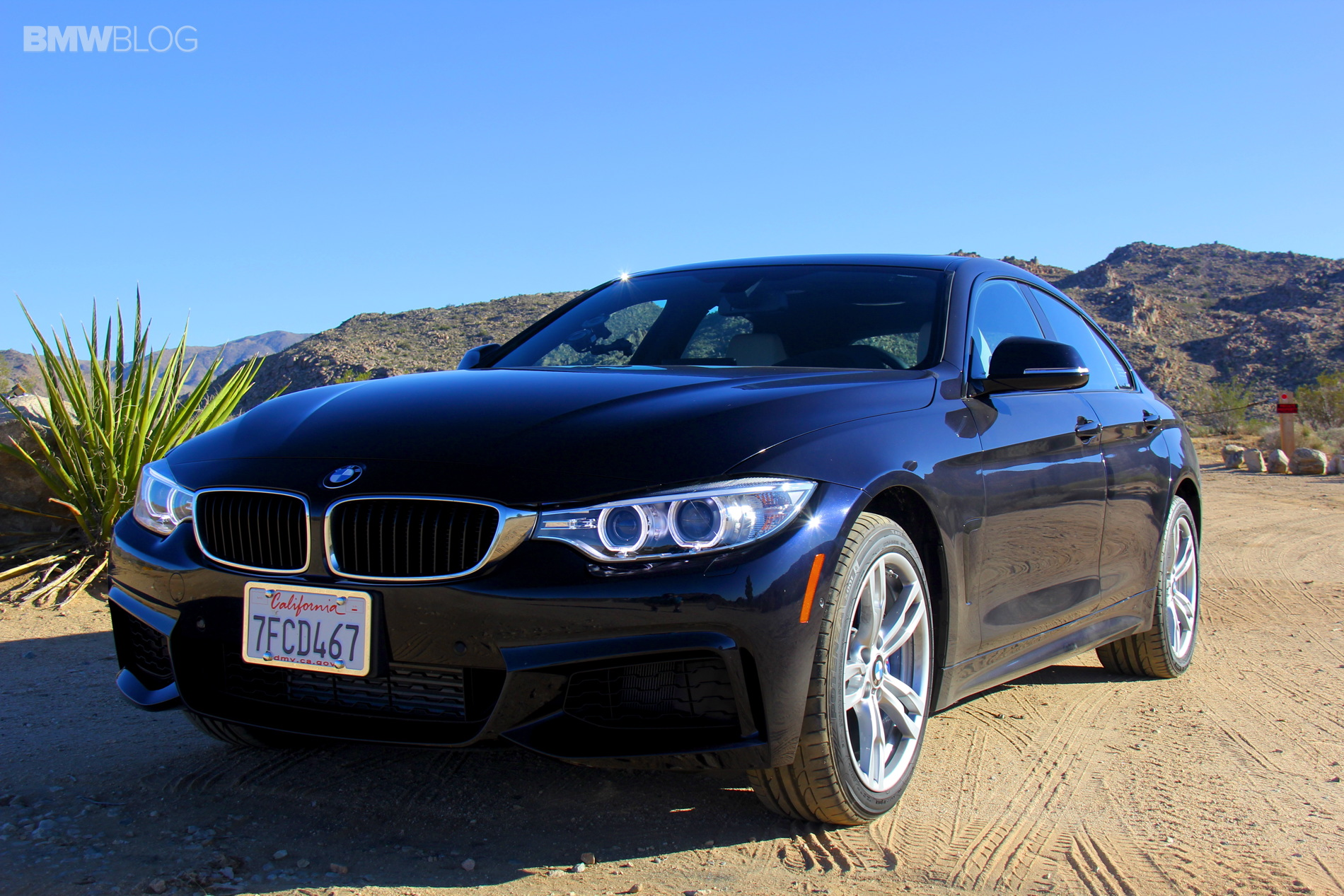 Bmwblog Test Drive Bmw 4 Series Gran Coupe