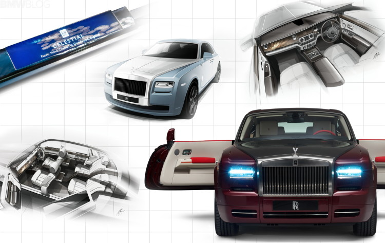 95% of Rolls Royce cars purchased in 2013 were personalized by their owners