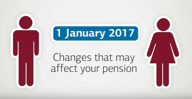 Changes to the pension assets test