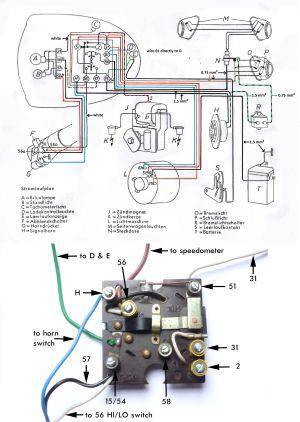 Wiring diagram R513  R68  Salis Parts Salis Parts