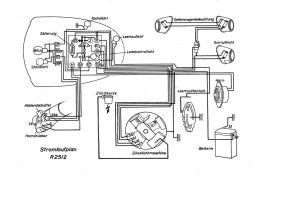 Wiring diagram R252  Salis Salis