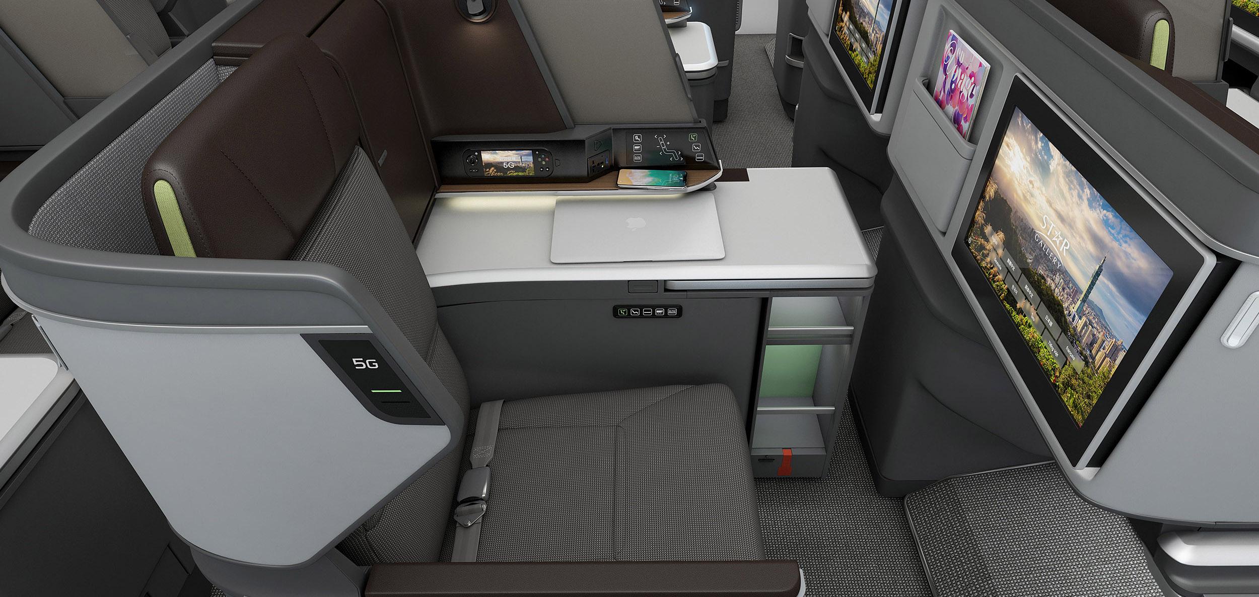 eva air seat